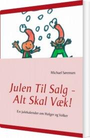 julen til salg - alt skal væk! - bog