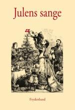 julens sange a 5 stk  - stort format
