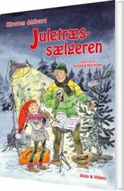 juletræssælgeren - bog