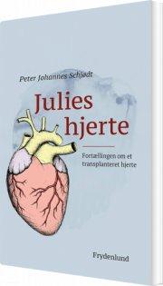 julies hjerte - bog