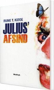 julius' afsind - bog