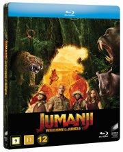 jumanji: welcome to the jungle - limited steelbook - Blu-Ray