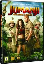 jumanji 2 - welcome to the jungle 2017 - DVD