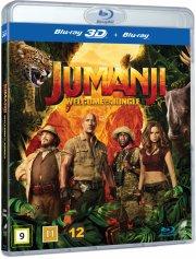 jumanji 2 - welcome to the jungle 2017 - 3D Blu-Ray