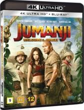 jumanji 2 - welcome to the jungle 2017 - 4k Ultra HD Blu-Ray