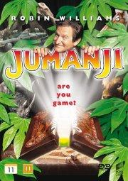 jumanji 1 - 1995 - DVD