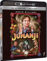 jumanji 1 - 1995 - 4k Ultra HD Blu-Ray