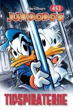 jumbobog 452 - tidspiraterne - Tegneserie