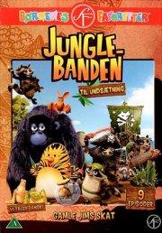 junglebanden - gamle jims skat - DVD