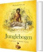 robert ingpen: junglebogen - bog