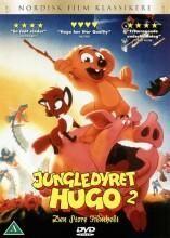 jungledyret hugo 2 - den store filmhelt - DVD
