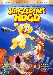 jungledyret hugo 1 - DVD