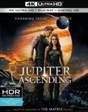 jupiter ascending - 4k Ultra HD Blu-Ray