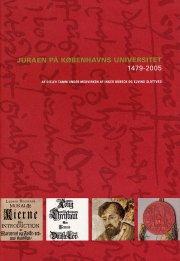 juraen på københavns universitet - bog