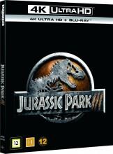 jurassic park 3 - 4k Ultra HD Blu-Ray