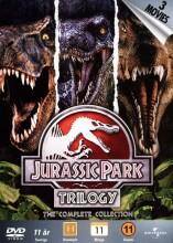 jurassic park 1-3 collection / boks - DVD