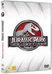 jurassic park 1-4 collection / boks - DVD