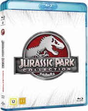 jurassic park 1-4 collection / boks - Blu-Ray