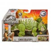 jurassic world figur - roarivores - sinoceratops - Figurer