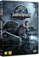 jurassic world / jurassic park 4 - DVD