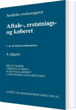 juridiske øvelsesopgaver aftale - bog
