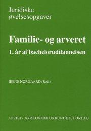 juridiske øvelsesopgaver - familie- og arveret - bog