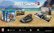 just cause 3 - collectors edition - xbox one