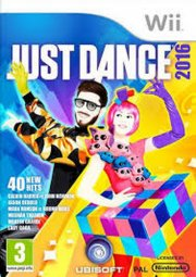 just dance 2016 (uk) - wii