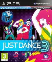 just dance 3 (requires move) - PS3