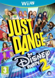 just dance - disney party 2 - wii u