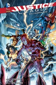 justice league - skurkens rejse - Tegneserie