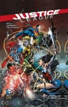 justice league - angrebet fra atlantis - Tegneserie