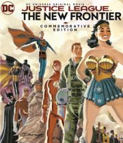 justice league the new frontier - commemorative edition - DVD