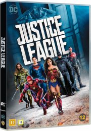 justice league the movie - 2017 - DVD