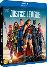 justice league the movie - 2017 - Blu-Ray