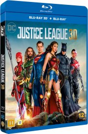 justice league the movie - 2017 - 3D Blu-Ray