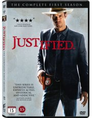 justified - sæson 1 - DVD