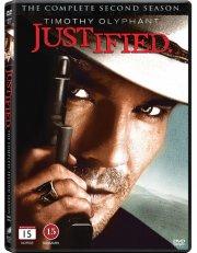 justified - sæson 2 - DVD