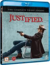 justified - sæson 3 - Blu-Ray