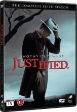 justified - sæson 5 - DVD