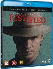 justified - sæson 6 - Blu-Ray