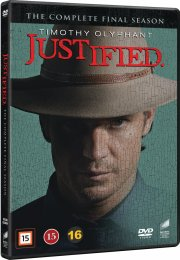 justified - sæson 6 - DVD
