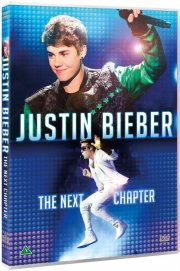 justin bieber: the next chapter - DVD