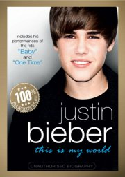 justin bieber - this is my world - DVD