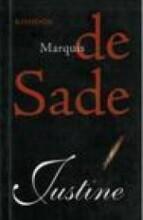 Image of   Justine Eller Dydens Genvordigheder - Donatien Alphonse François De Sade - Bog