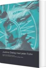 justins dialog med jøden tryfon - bog