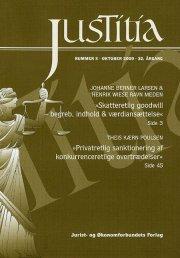 justitia - bog