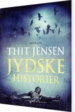 jydske historier - bog
