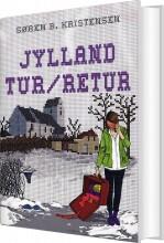 jylland tur/retur - bog