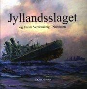 jyllandsslaget og første verdenskrig i nordsøen - bog